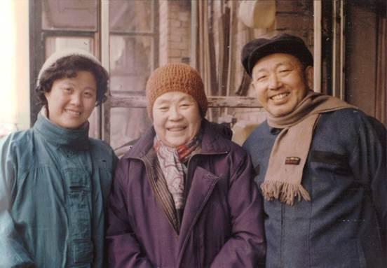 """1991年合影_北京师范大学教育学部-""""老照片和老照片的故事""""展映"""